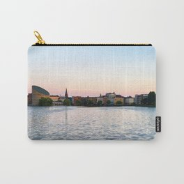 Clear & Blurry Lake Carry-All Pouch