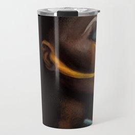 Fade to black Travel Mug