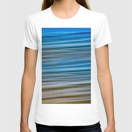 Lake Michigan Shoreline T-shirt