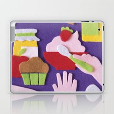 Breakfast Laptop & iPad Skin