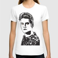stiles stilinski T-shirts featuring Stiles Stilinski Teen Wolf Design by ShondraHilliard.com