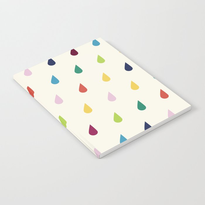 Raindrops Notebook