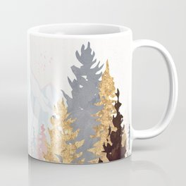 Wine Forest Coffee Mug