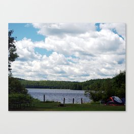 site Canvas Print