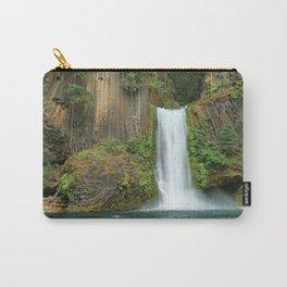 Toketee Falls Umpqua River Douglas County Oregon United States Ultra HD Carry-All Pouch