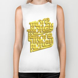 More Money, More Honey Biker Tank