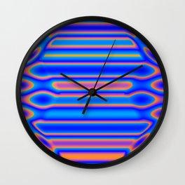 Vividly Wall Clock
