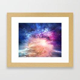 Randevu Framed Art Print