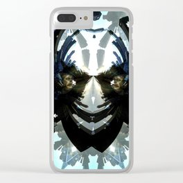 ARCH MAN Clear iPhone Case
