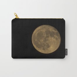 Moon over Oklahoma Carry-All Pouch
