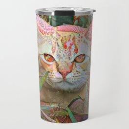 Alice's Cat Travel Mug
