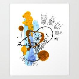 Honeypot Art Print