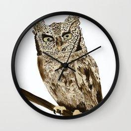 Fletch Wall Clock