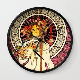 Mercy Wall Clock