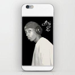 BIG L / Put It On iPhone Skin