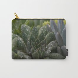 Rained on Cacti Carry-All Pouch