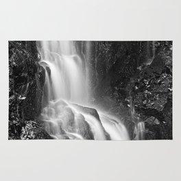 Avalon Falls - Black & White Rug