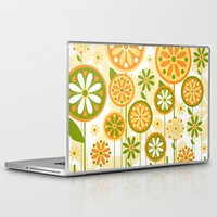 sunshine Laptop & iPad Skins featuring Sunshine by Shelly Bremmer