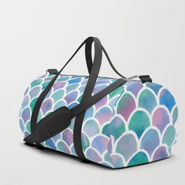 Mermaid Tail Duffle Bag