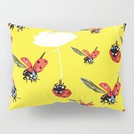 Ladybirds Pillow Sham