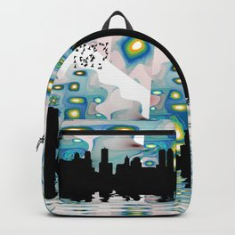 City of Many Suns Backpack