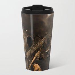 The Sniper Metal Travel Mug