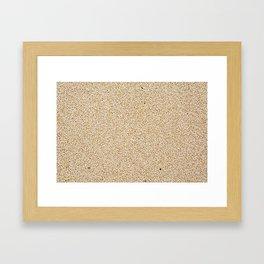 Quinoa Framed Art Print