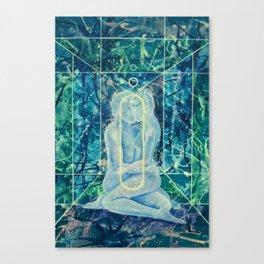 Microcosmicorbit Canvas Print