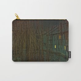 Concept landscape : Mystic mood in the city Carry-All Pouch