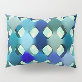 Abstract Composition 612 Pillow Sham