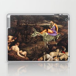 Us and the Animals Laptop & iPad Skin