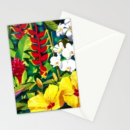 Tropical Panorama part 2 Stationery Cards