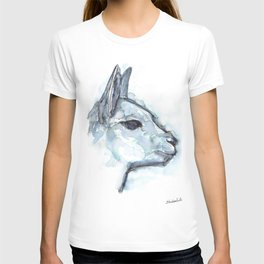 Vicuna Portrait T-shirt