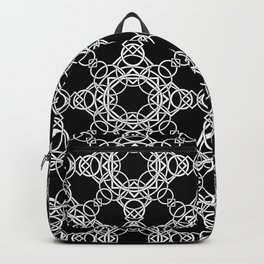 Rings and Throwing Stars Backpack