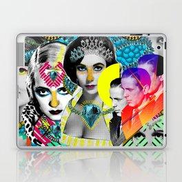 Divinas Divas Laptop & iPad Skin