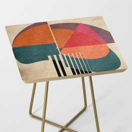 in the autumn Side Table