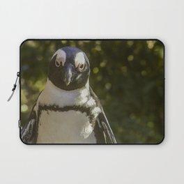 Penguin Portrait Laptop Sleeve