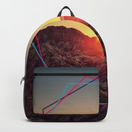 Peel sunset Backpack