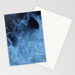 Overhead Rush Stationery Cards