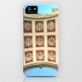 Dolmabahce Palace Istanbul Arch iPhone Case