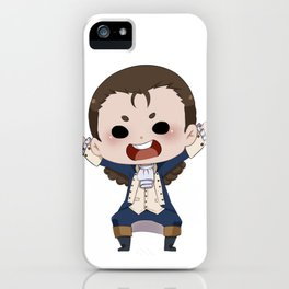 Chibi Laurens iPhone Case