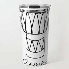 Djembe Travel Mug