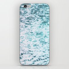 Faded Waves iPhone & iPod Skin