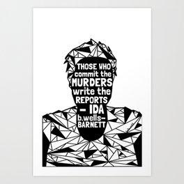 Sandra Bland - Black Lives Matter - Series - Black Voices Art Print
