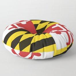 Maryland Pride Floor Pillow