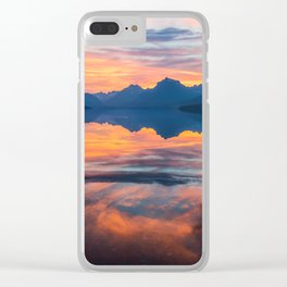Until Daybreak Comes Clear iPhone Case