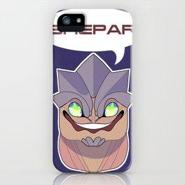 SHEPAR iPhone Case