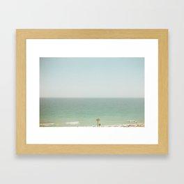 Puerto Pinasco  Framed Art Print