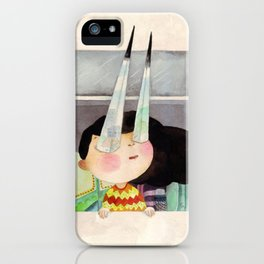 Matalas ang mata (Sharp-eyed) iPhone Case