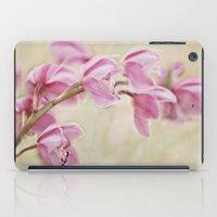 grace iPad Cases featuring Grace by Kim Bajorek